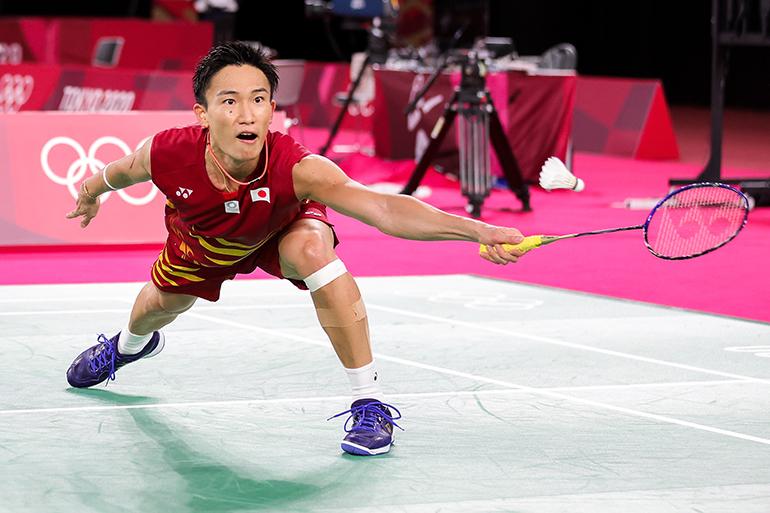 写真で振り返る東京五輪『桃田賢斗が予選ラウンド敗退』