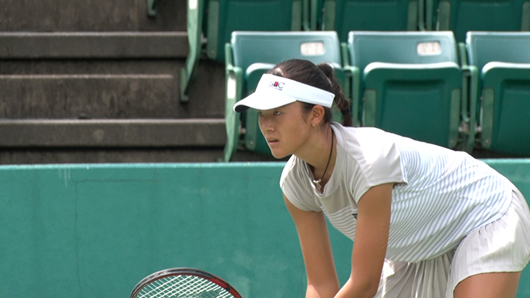 CROSS DOCUMENTARY『女子テニス_石井さやか』